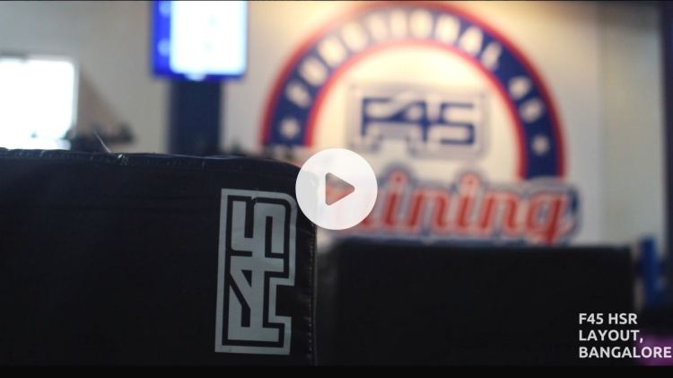F45 Promotional video